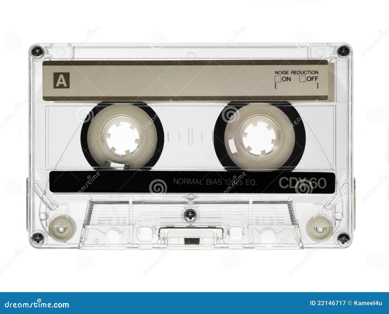 Cassette sonore de cru