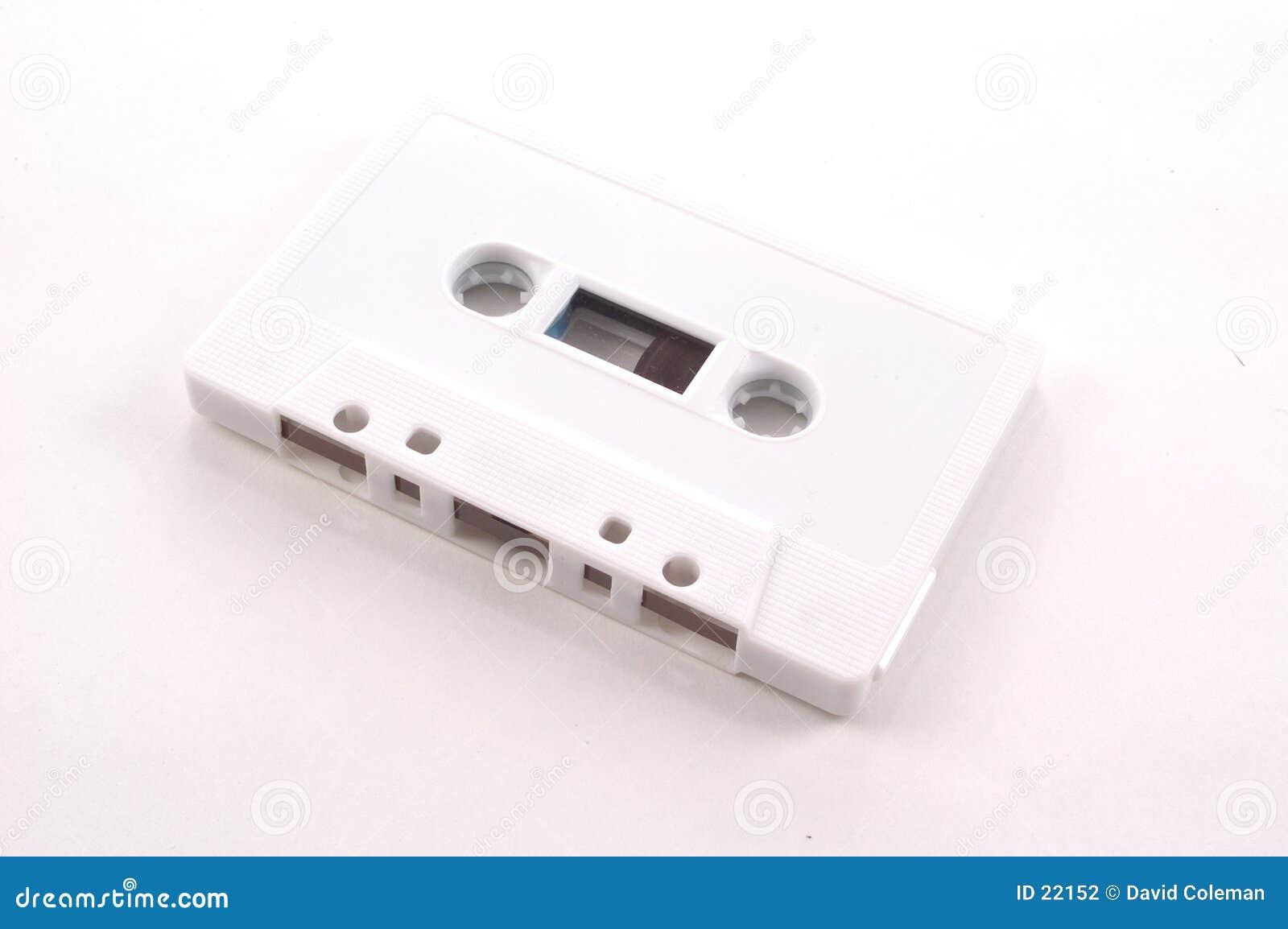 Cassette tape - full view
