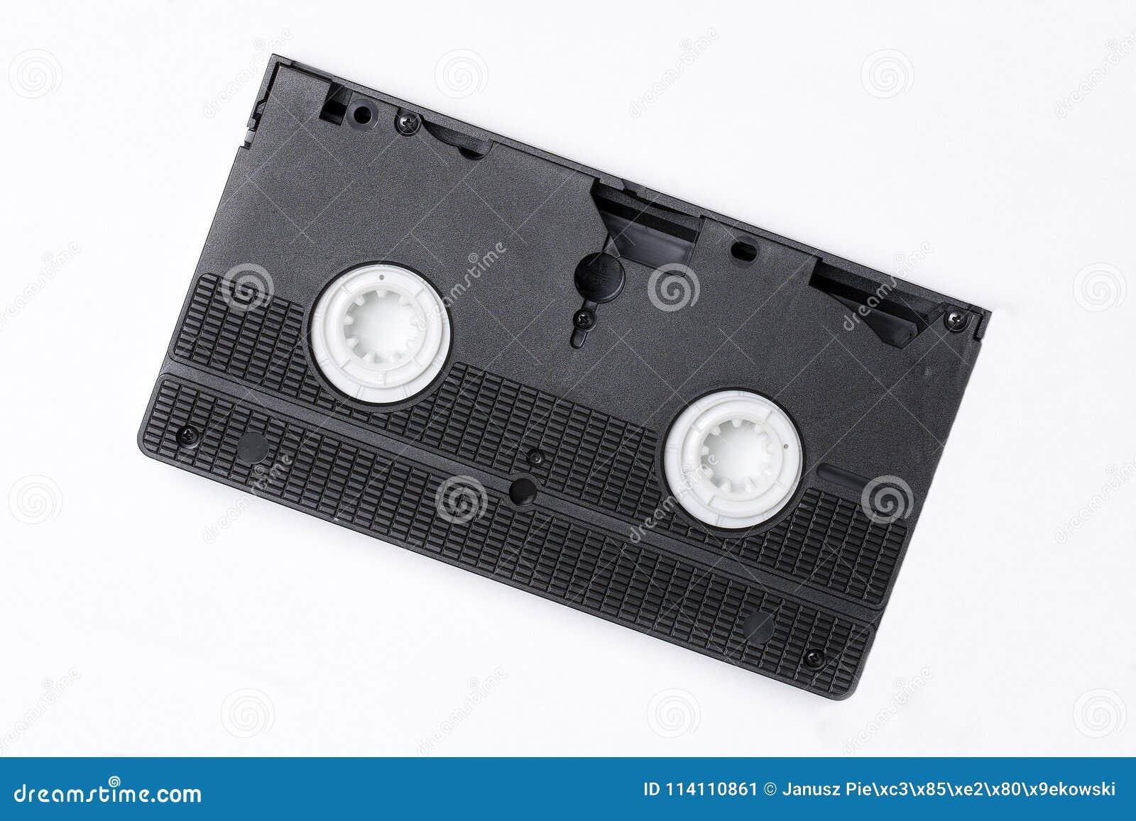 Cassette vidéo de VHS