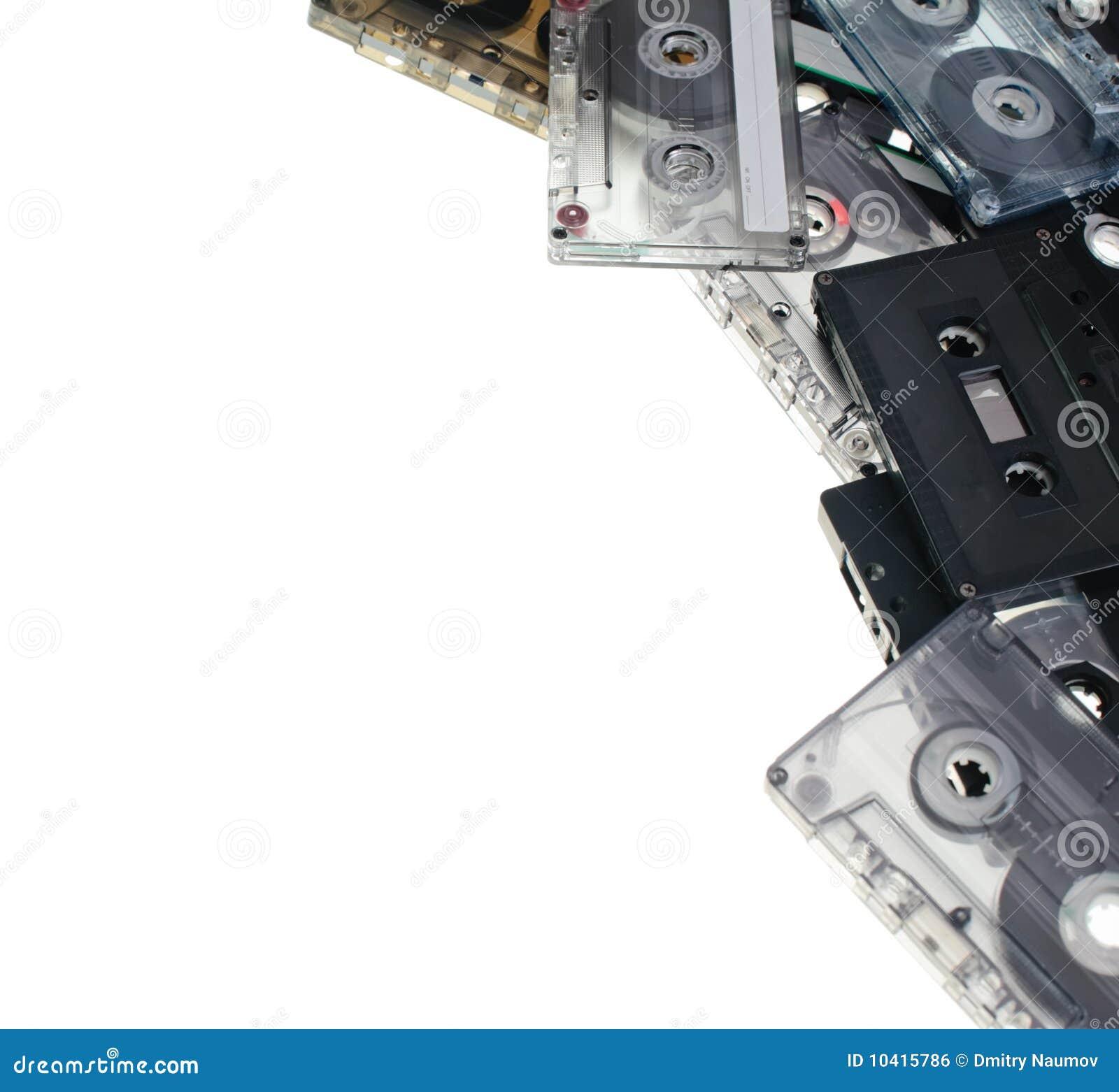 Cassettes audios
