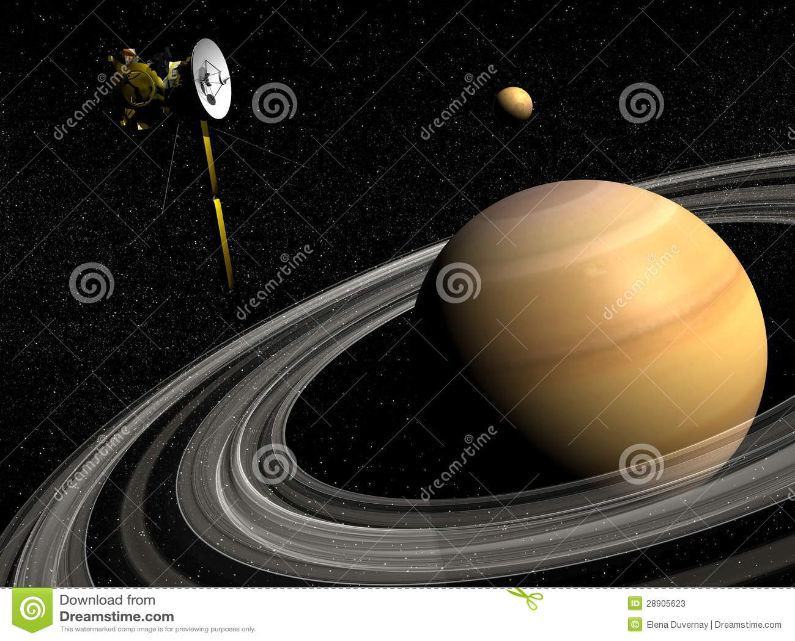 cassini saturn satellite - photo #46