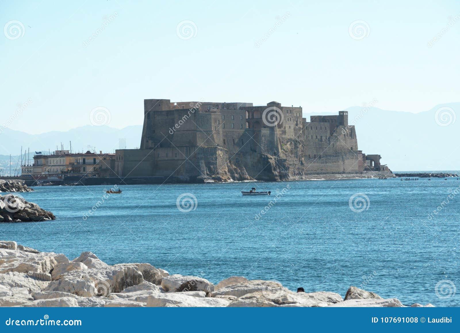 Castel Dellovo Stock Photo Image Of Europe Neapolitan 107691008