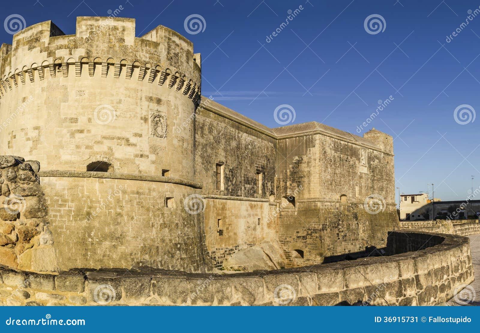 Castel książe fd acaya, lecka,