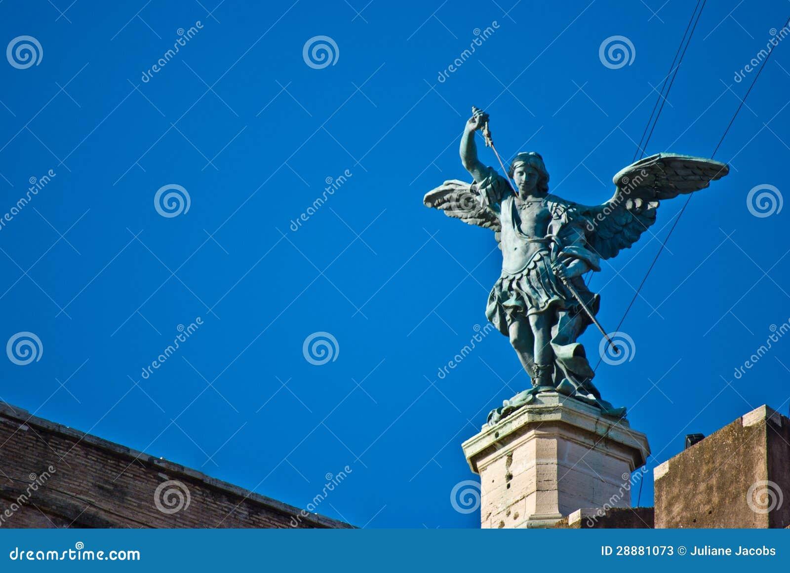Castel sant angelo immagine stock immagine di mausoleum for Europeo arredamenti mosciano sant angelo