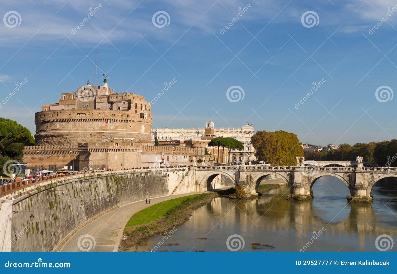 Castel Sant Angelo e Ponte Sant Angelo