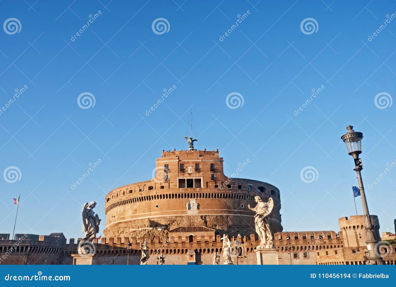 Castel Sant ` Angelo, Rome