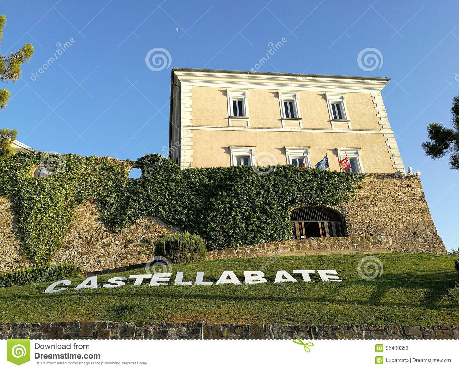 Castellabate - αβαείο Castle