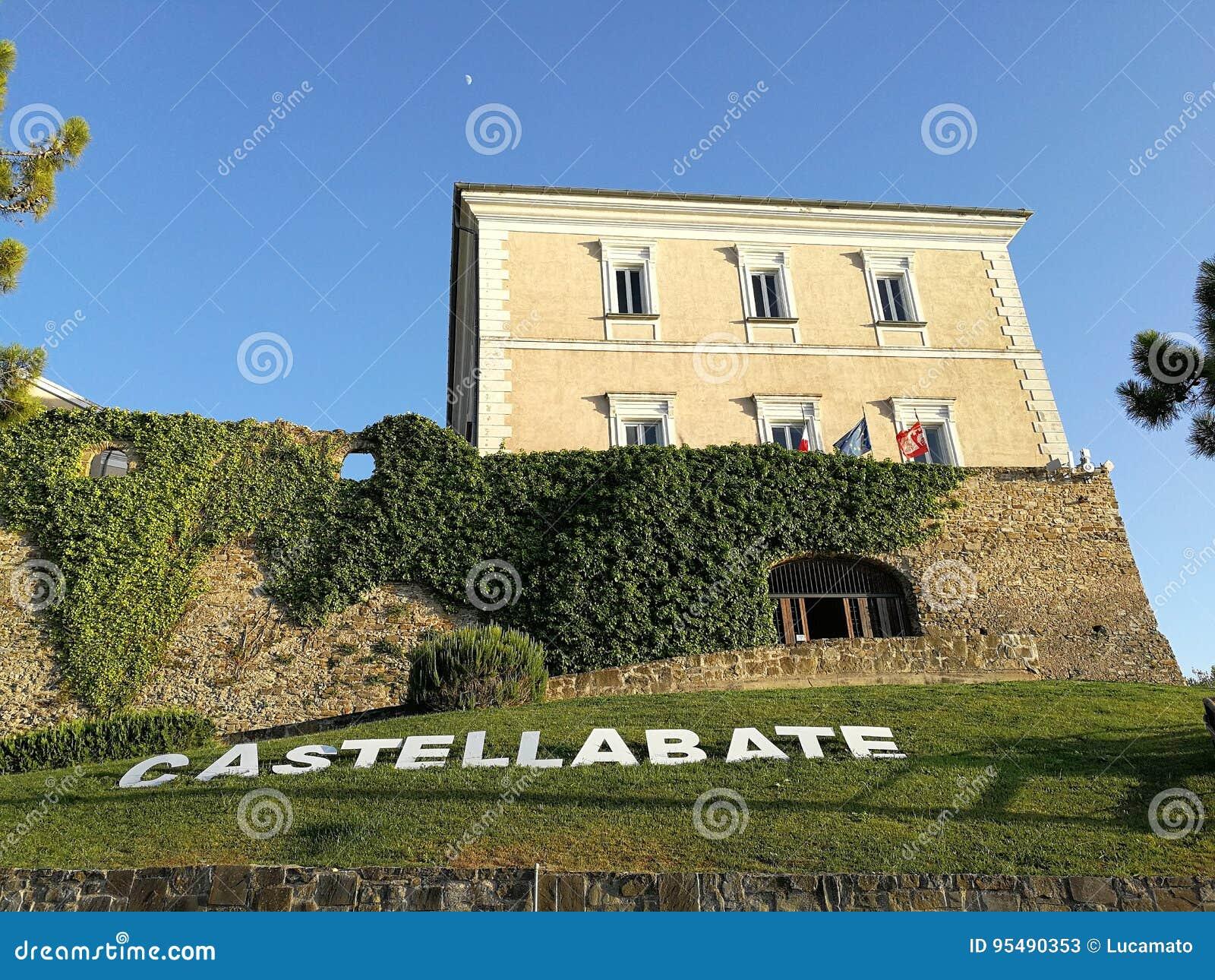 Castellabate - Abbey Castle