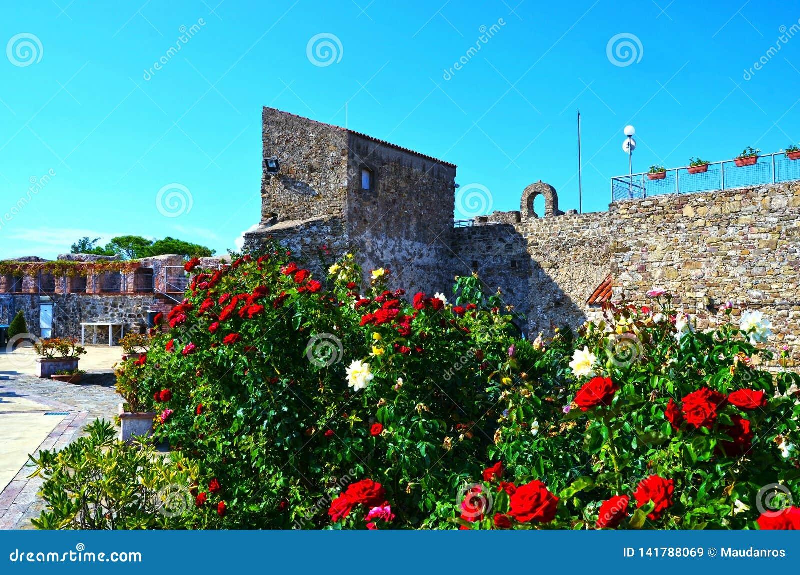 Castello aragonese di Agropoli