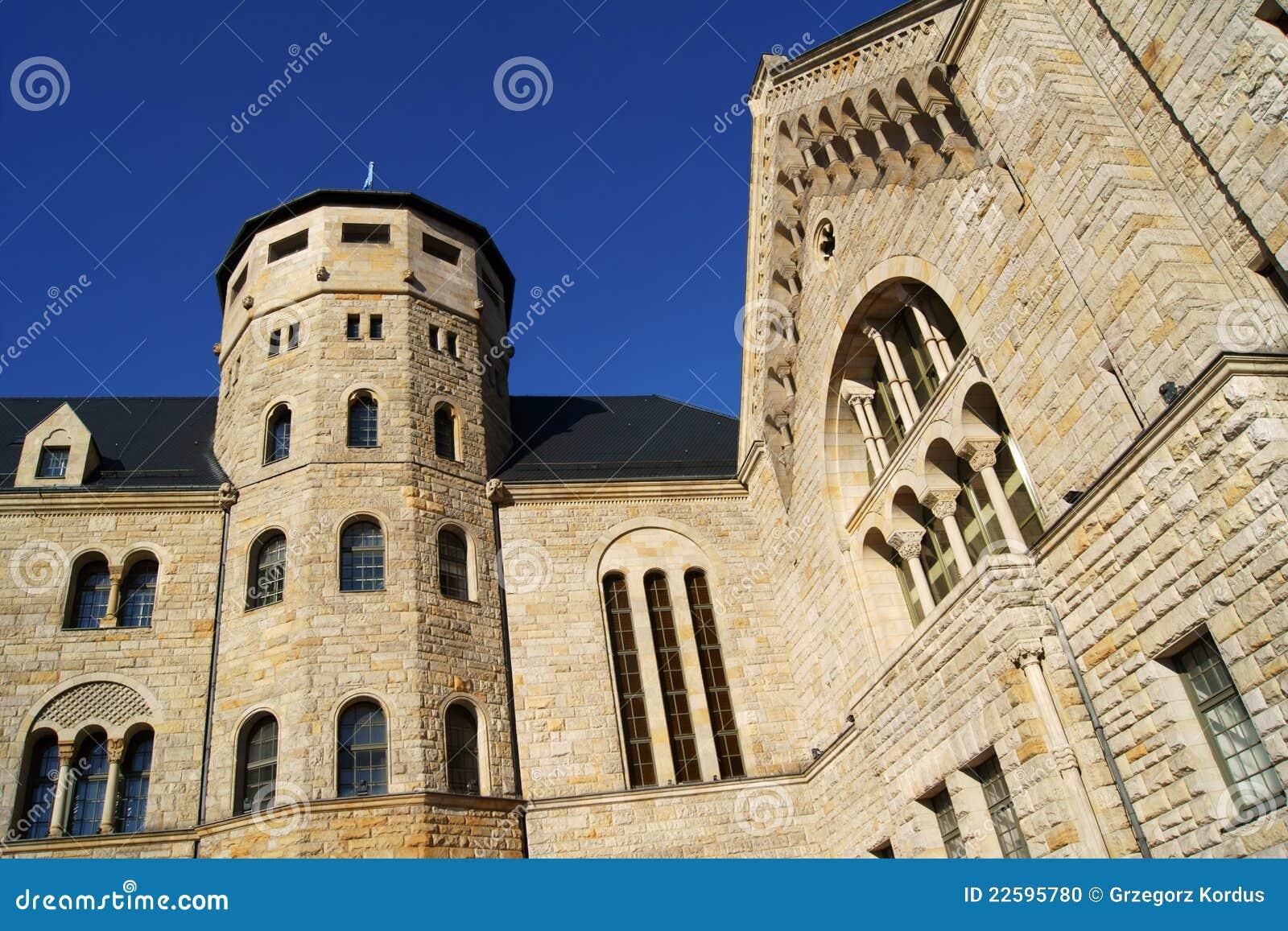 Castello degli imperatori a Poznan