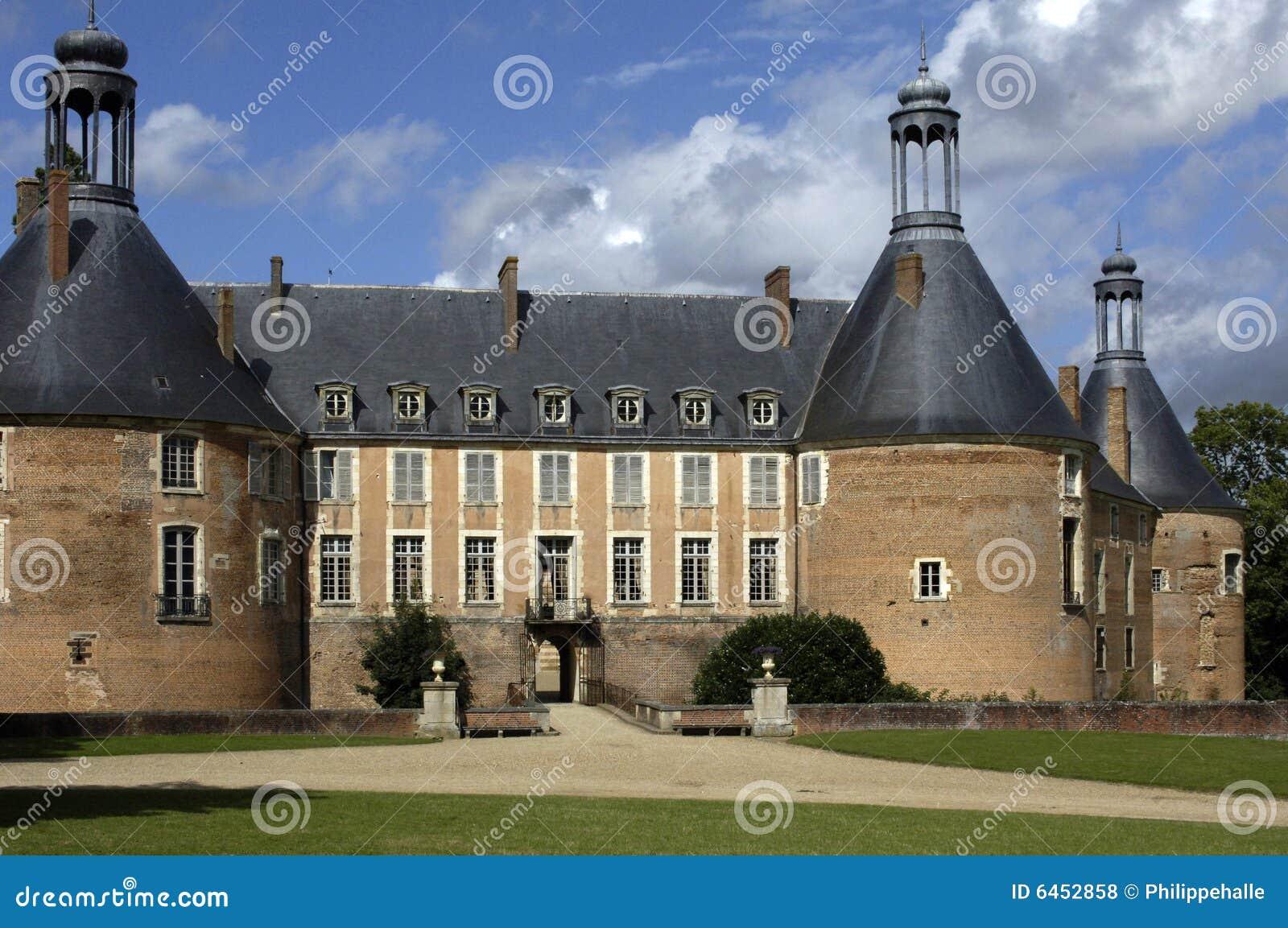 Castello del san Fargeau