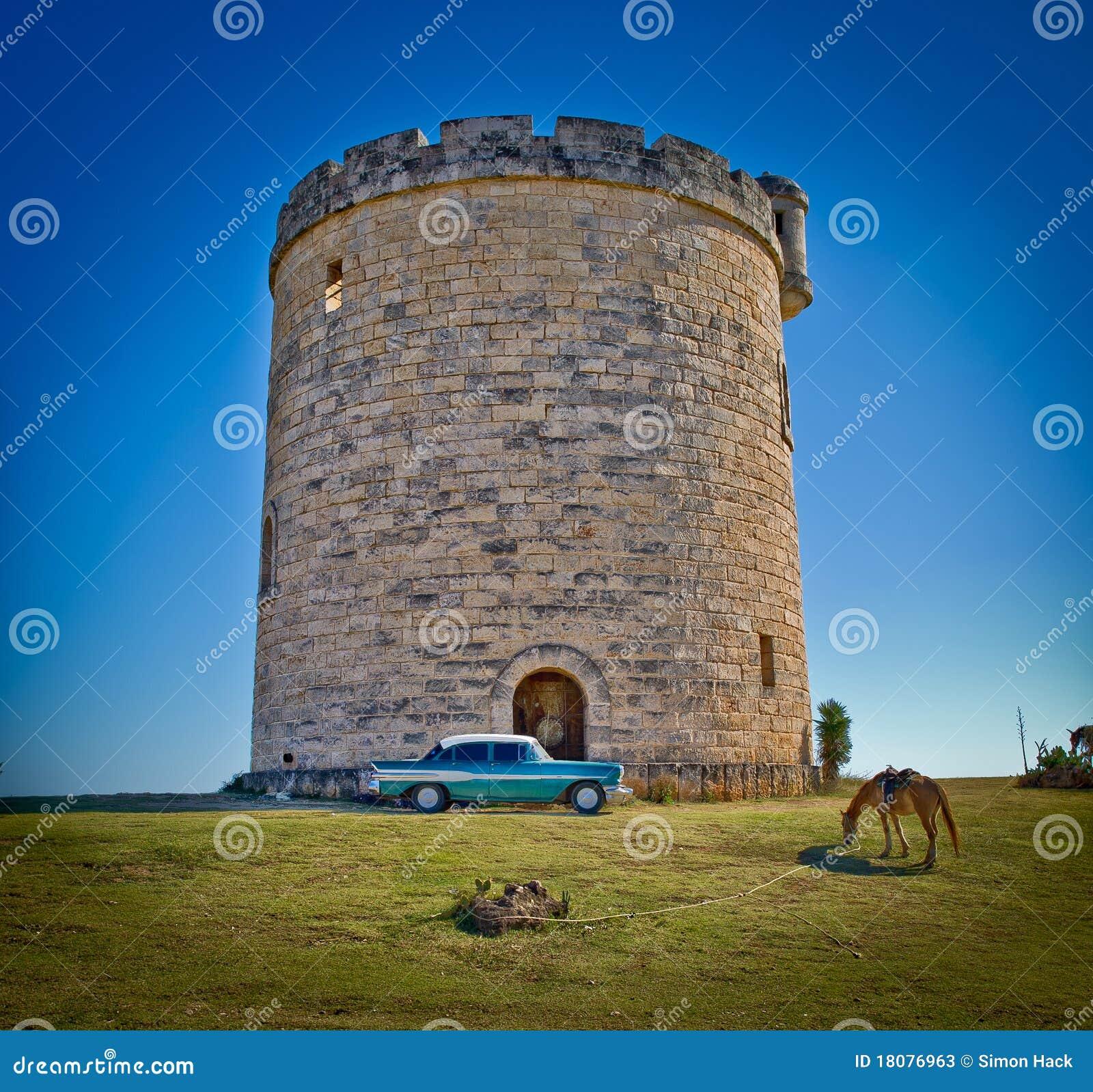 Castello della Cuba