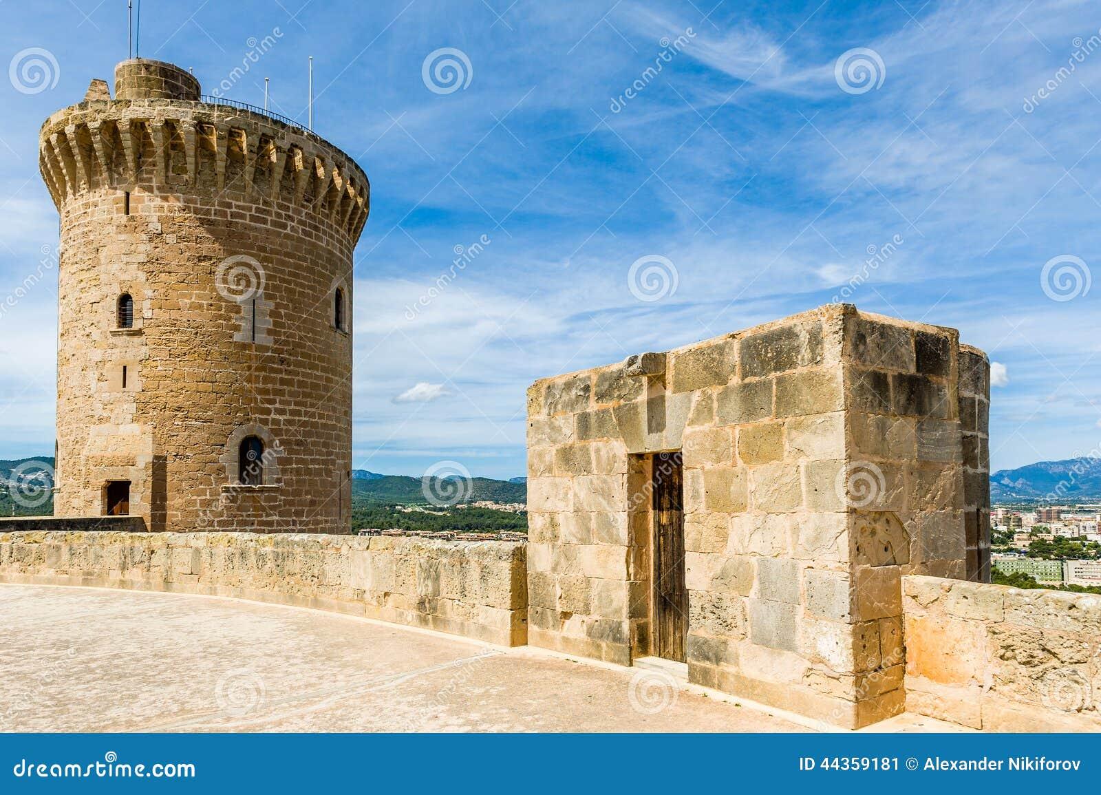 Castello di Bellver