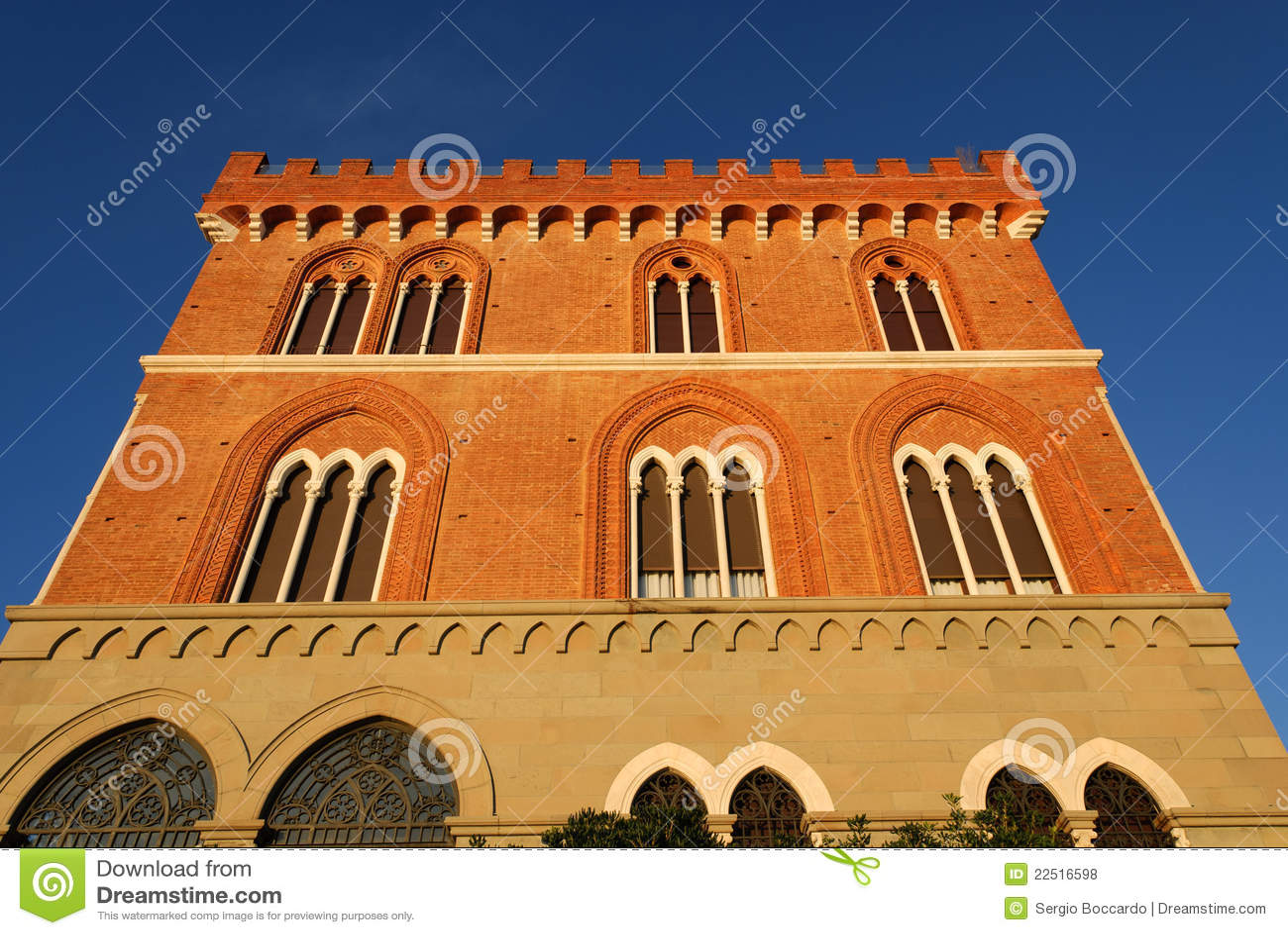 Castello di Boccadasse
