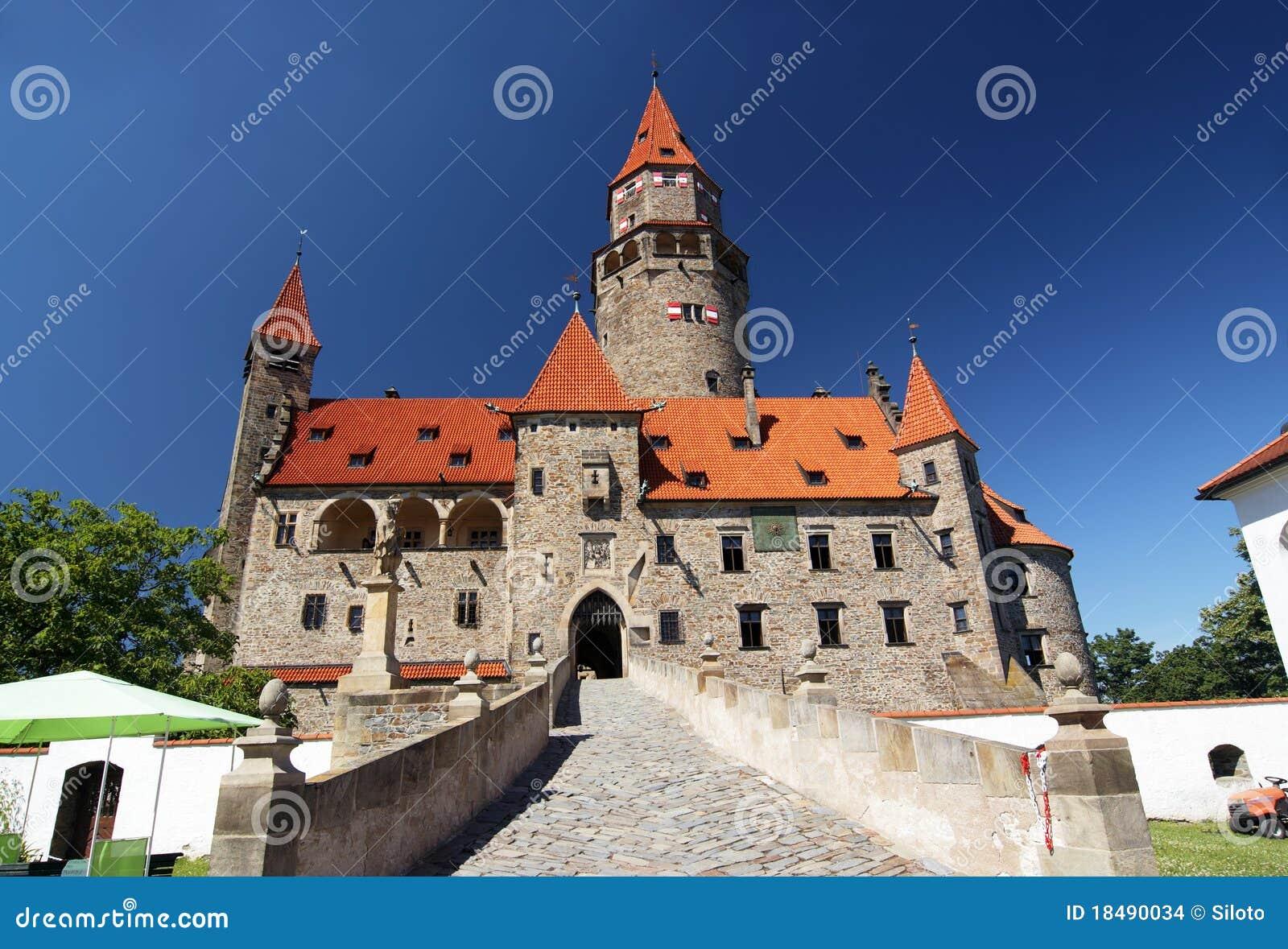 Castello di Bouzov