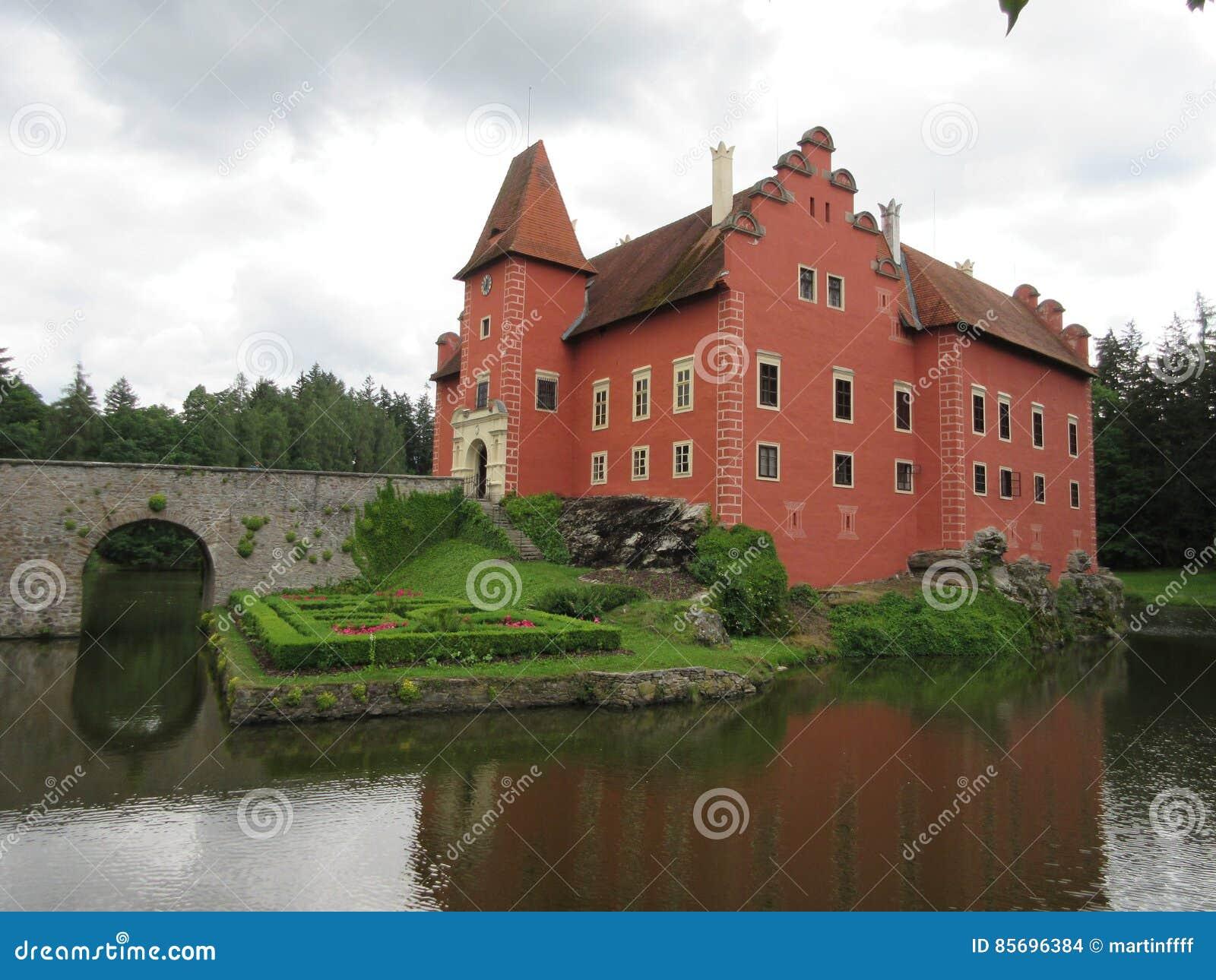 Castello di Cervena Lhota