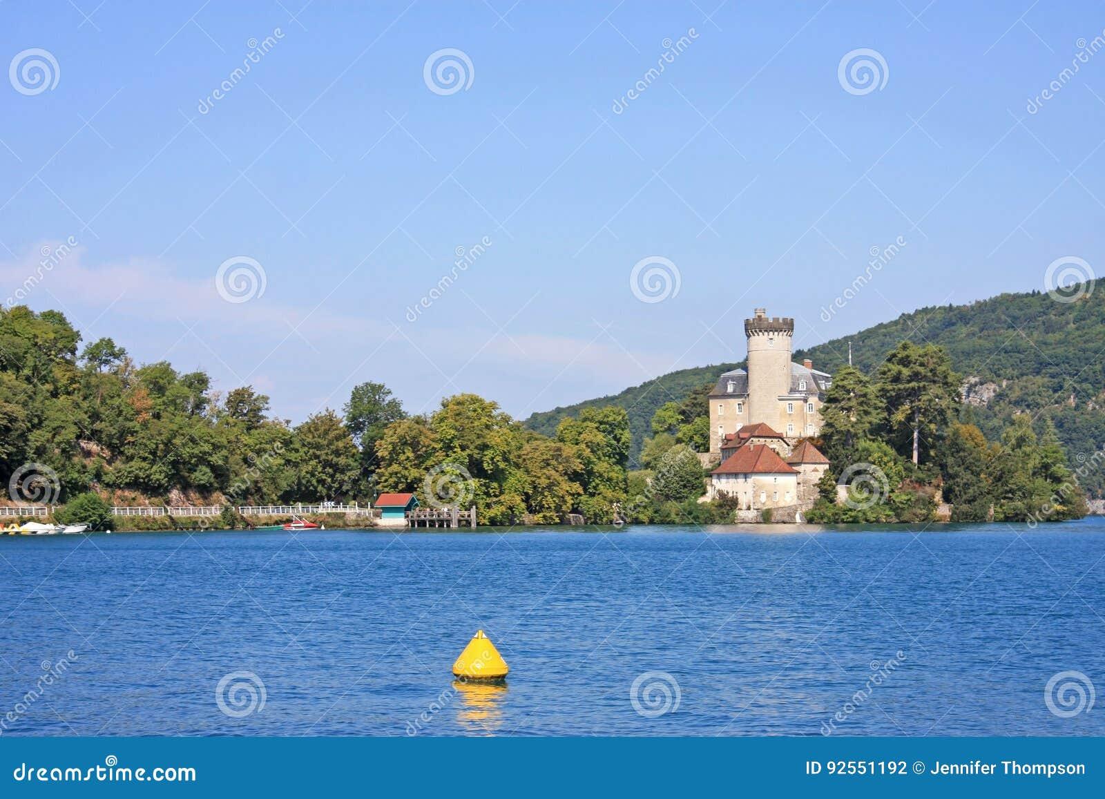 Castello di Duingt, Francia