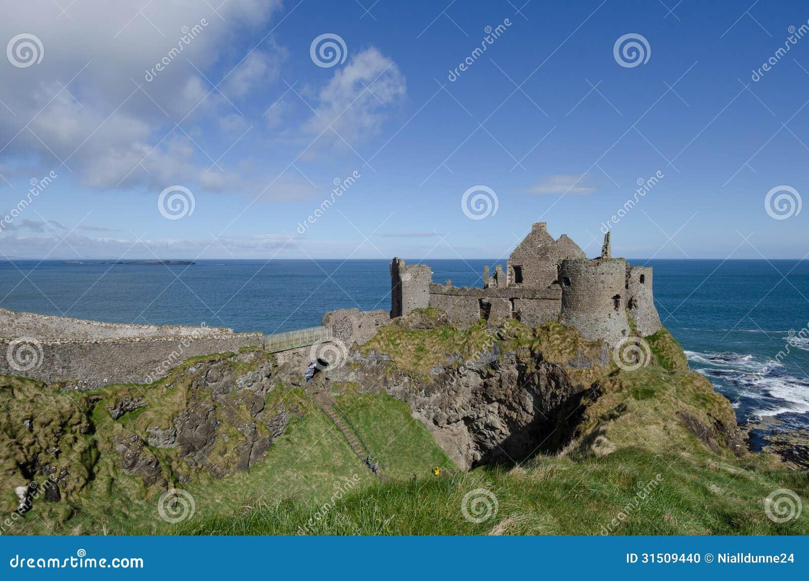 Castello di Dunluce, Irlanda del Nord