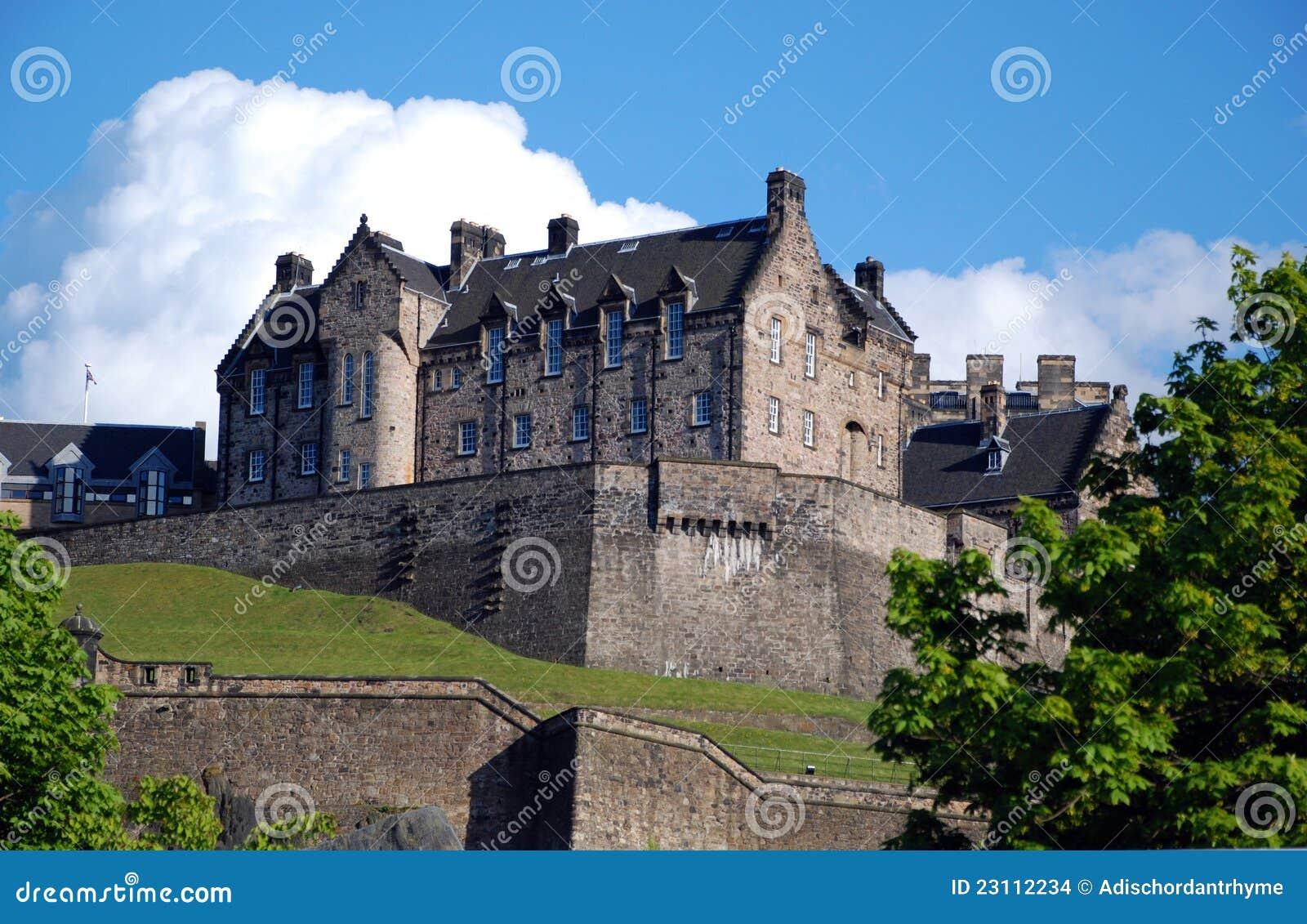 Castello di Edinburgh