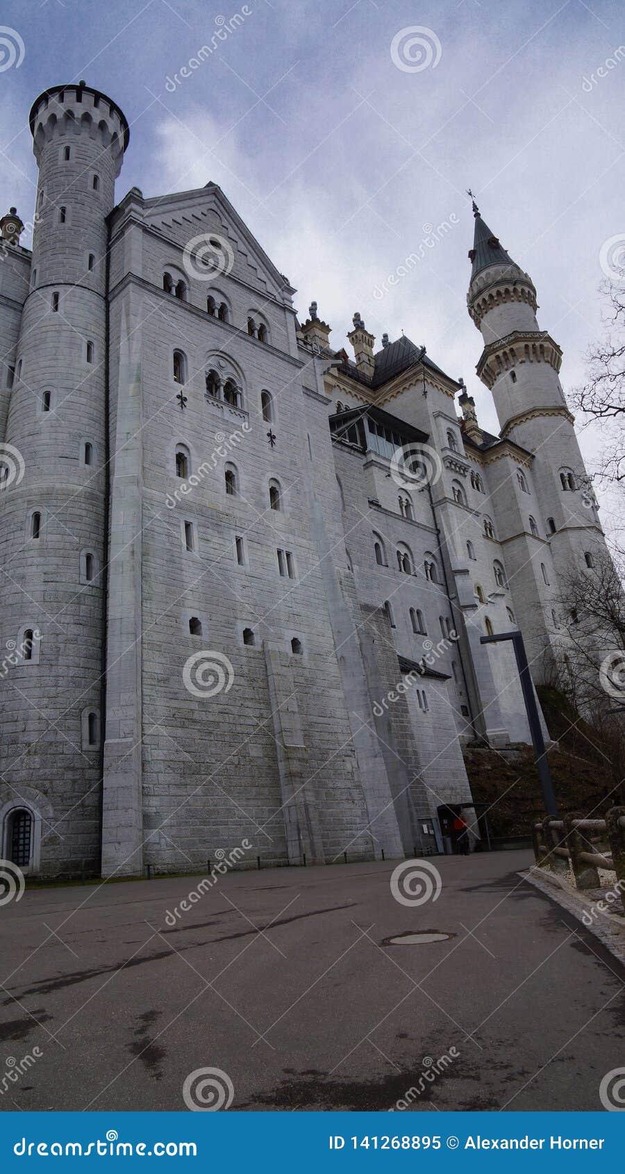 Castello di favola della Baviera