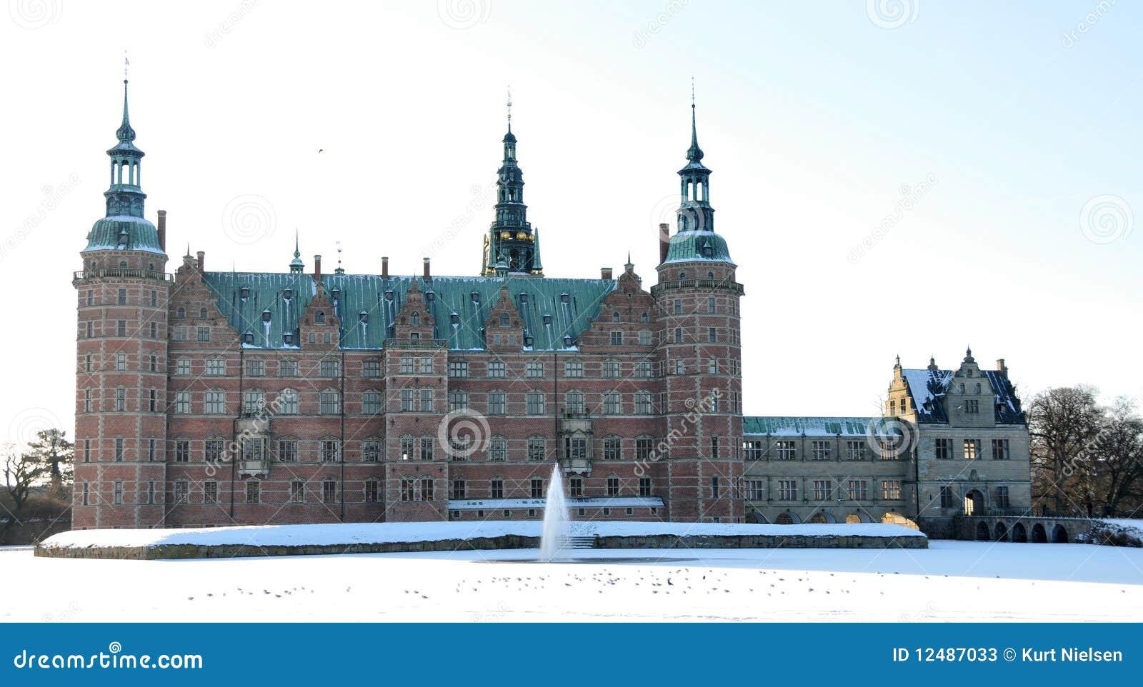 Castello di Frederiksborg, Danimarca