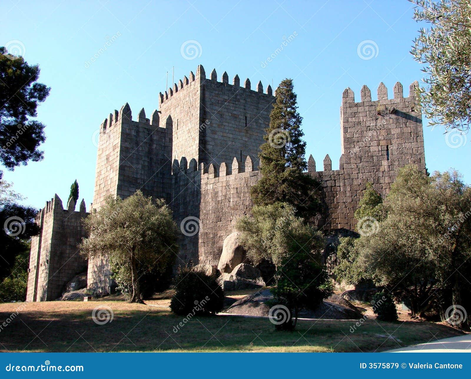 Castello di Guimaraes, Portogallo