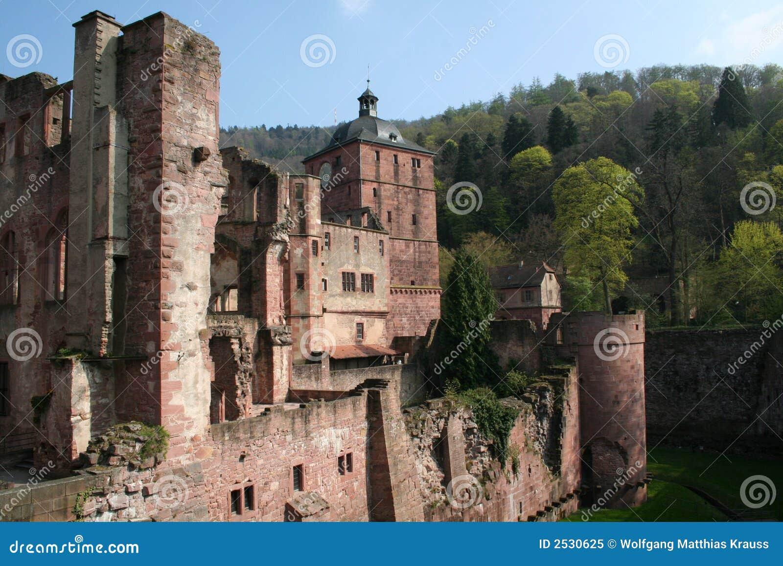 Castello di Heidelberg