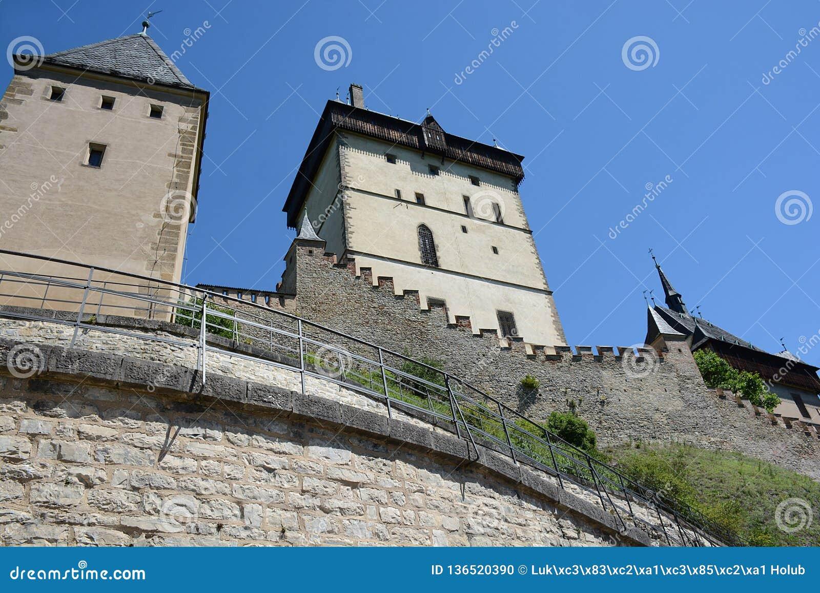 Castello di Karlstejn, Repubblica ceca