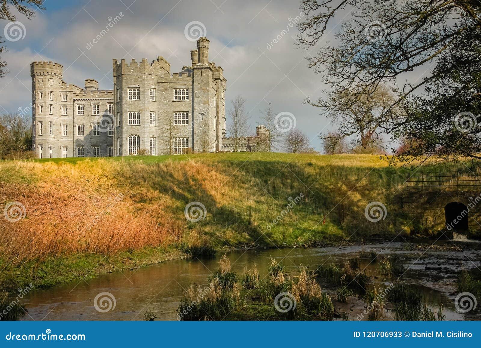 Castello di Killeen Dunsany contea Meath l irlanda