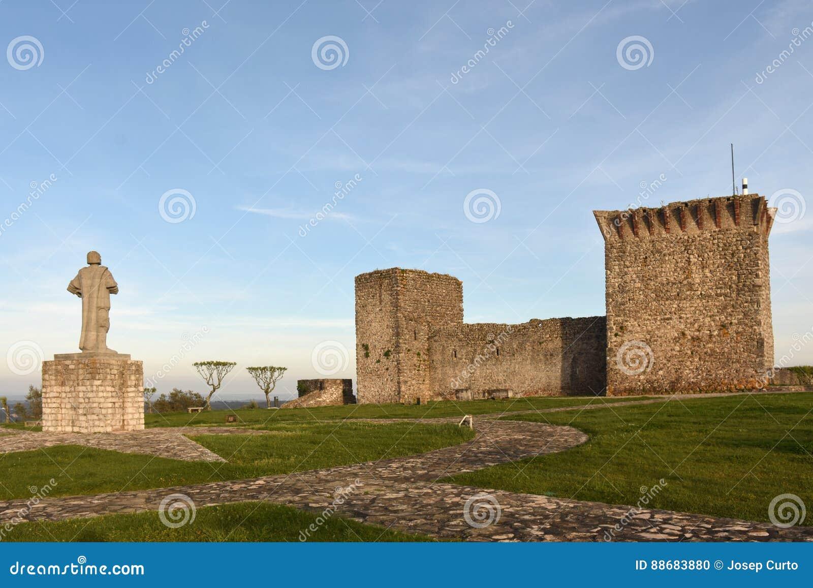 Castello di Ourem, Estremadura,
