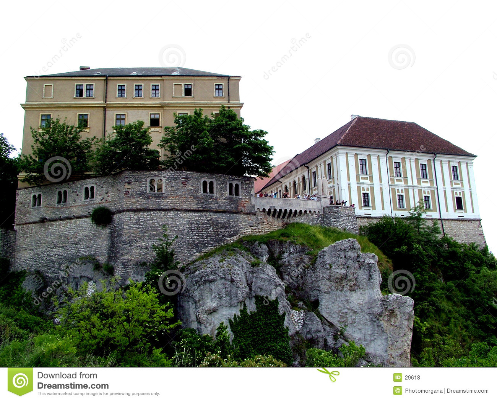 Castello di Veszprem