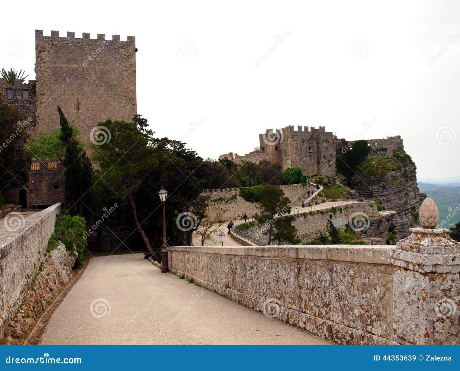 Castello in Erice