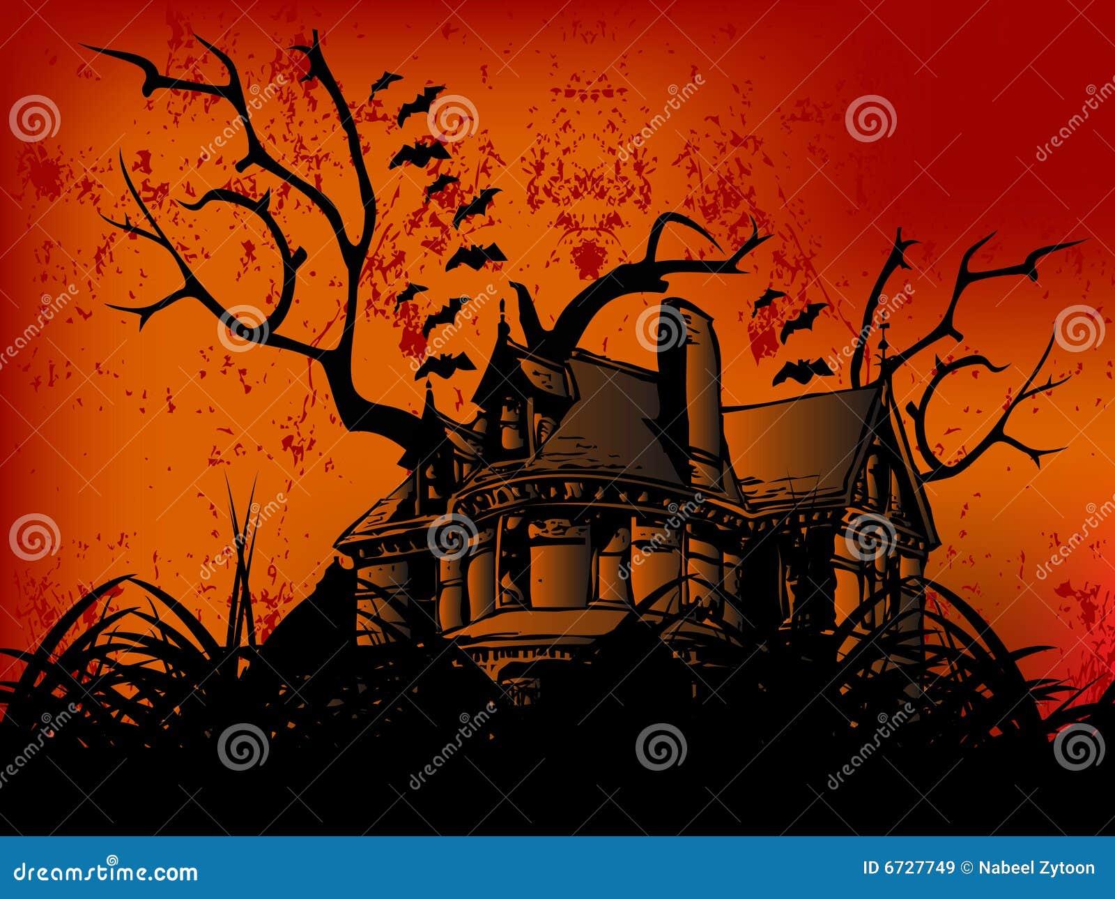 Castello felice di Halloween