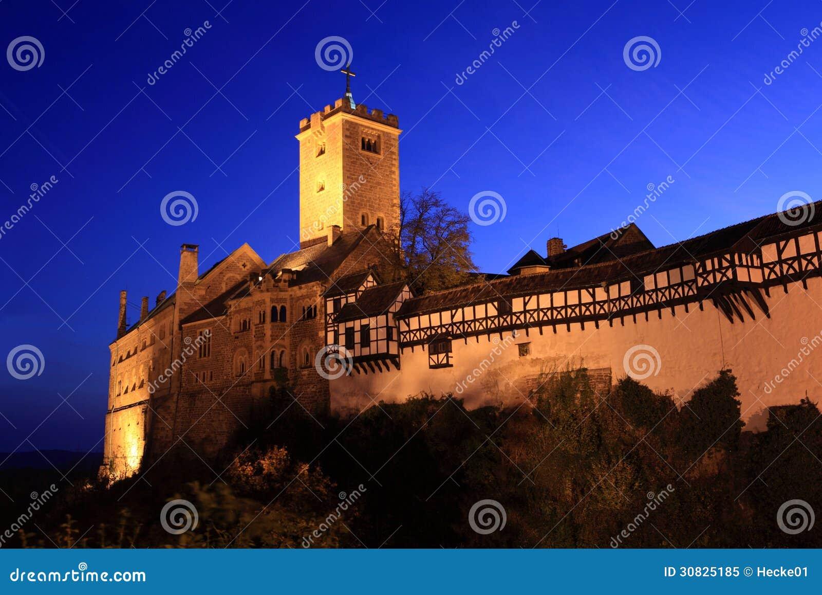 Castello Germania di Wartburg