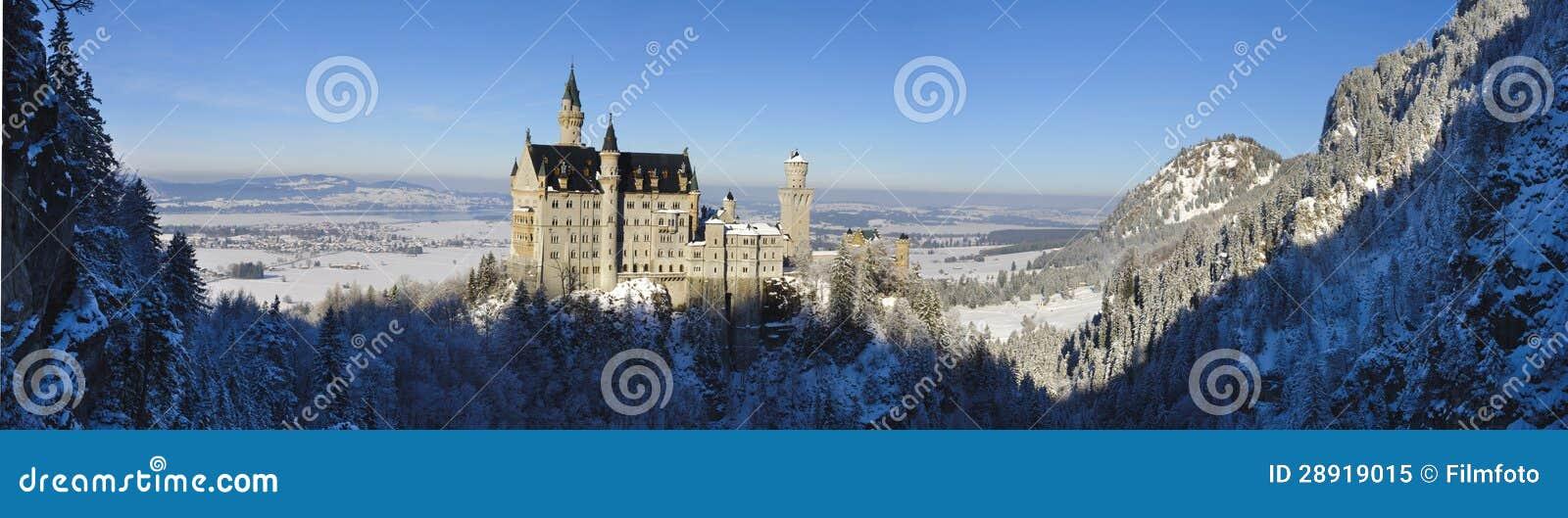 Castello il Neuschwanstein