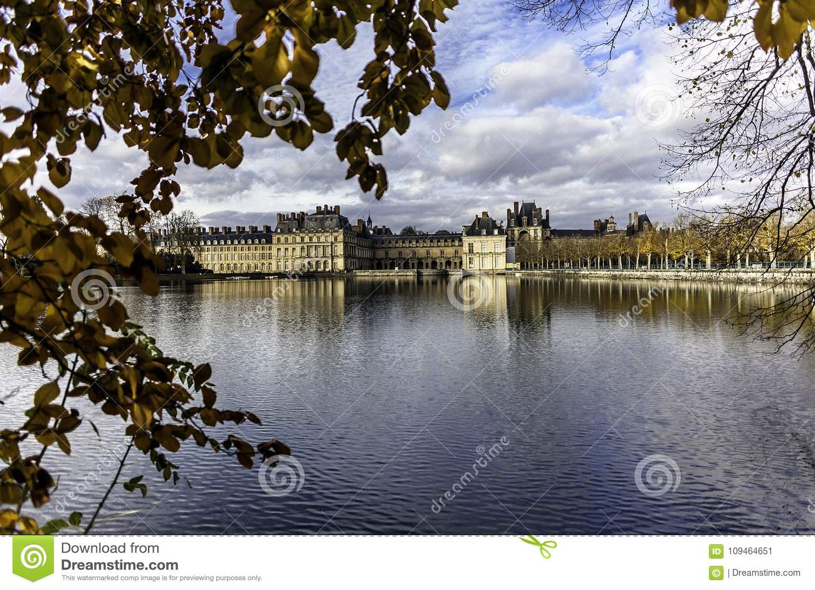 Castello reale Fontainebleau