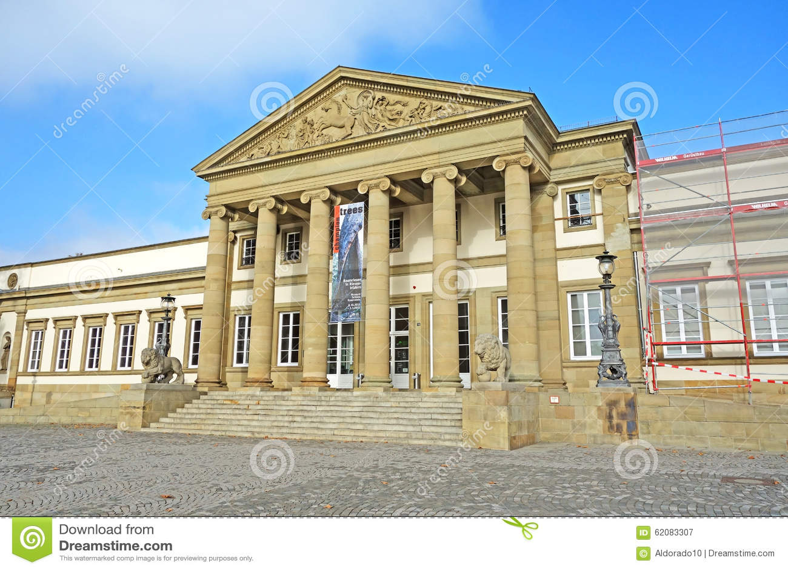 Storia Di Stuttgart