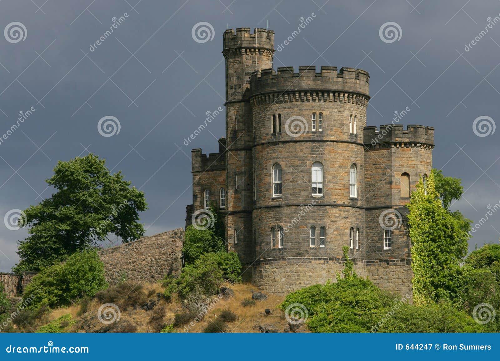 Castello in Scozia