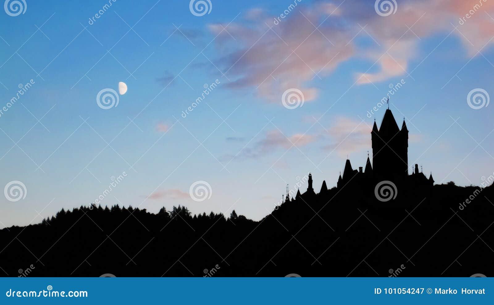 Castello spettrale