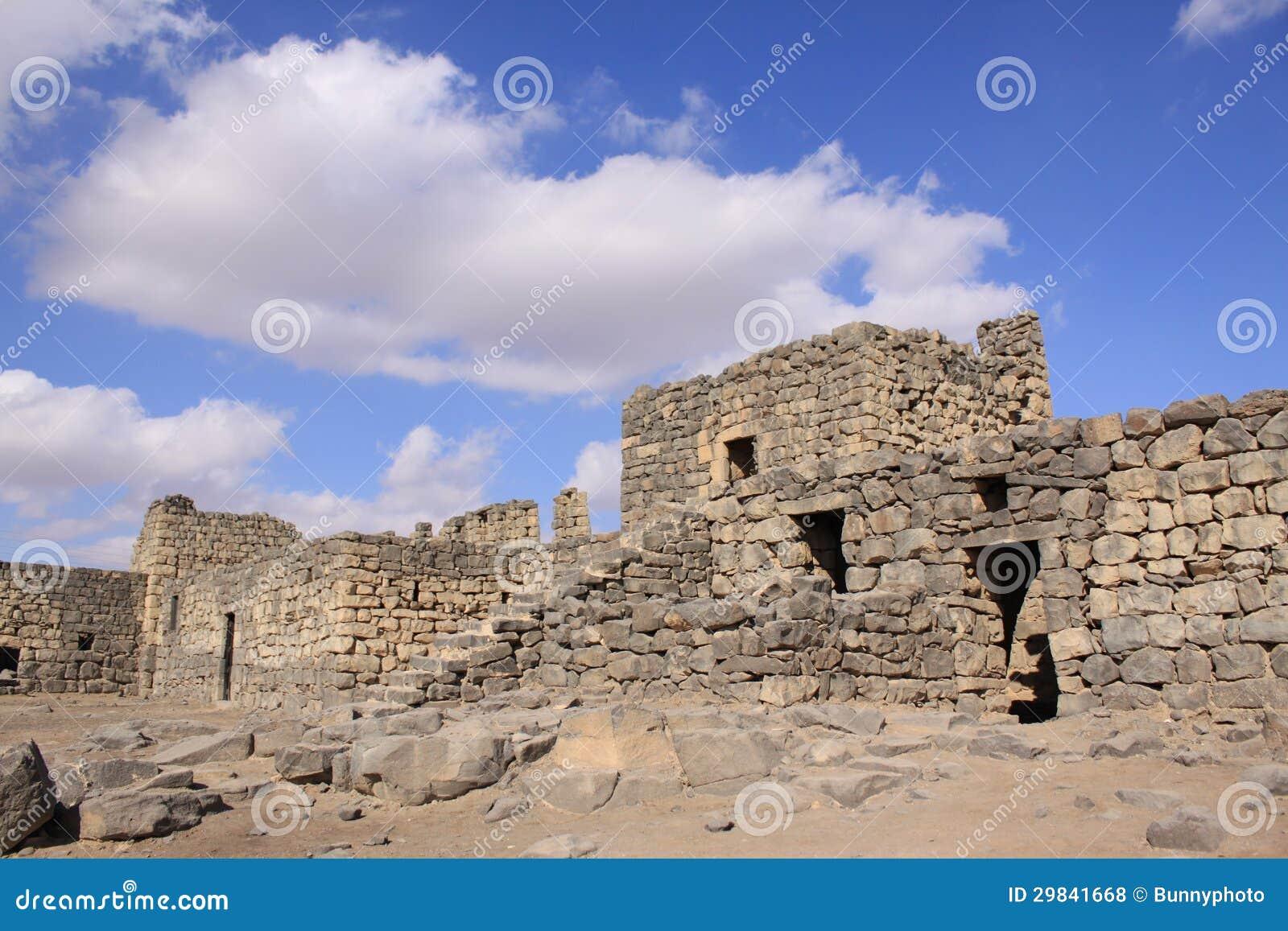 Castelo arruinado