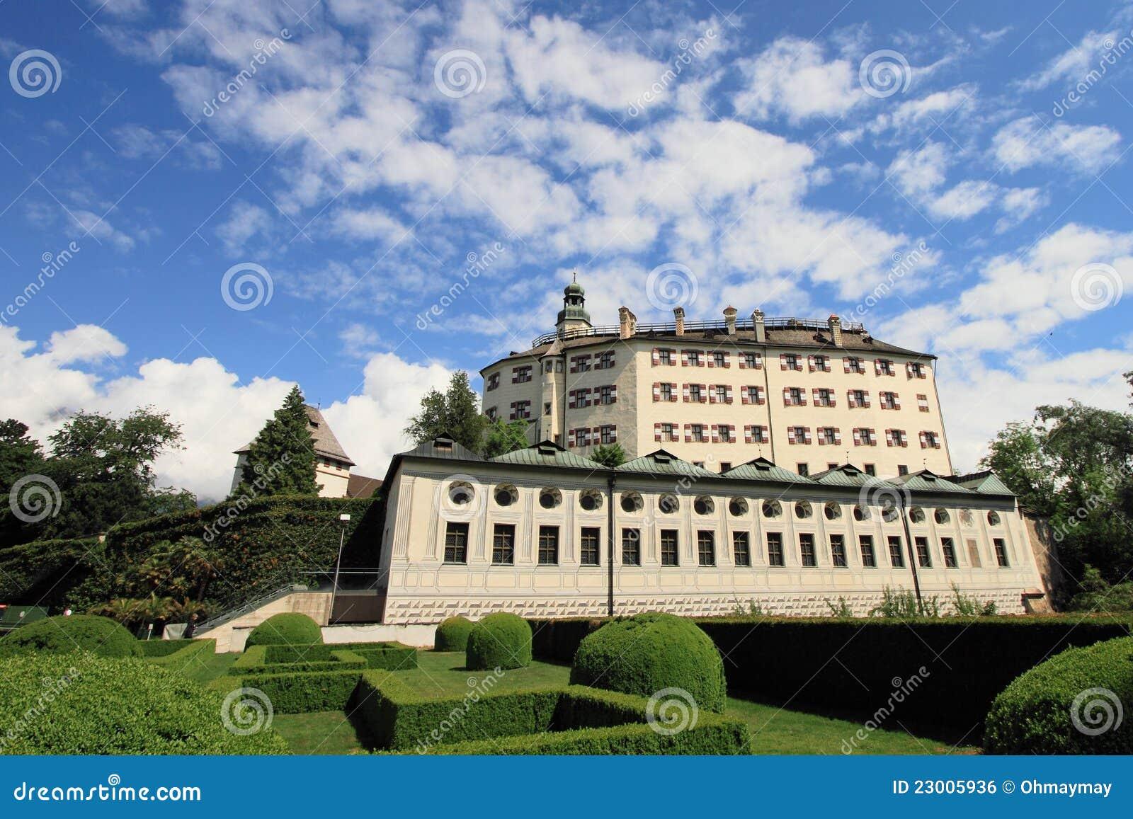 Castelo de Ambras, Innsbruck