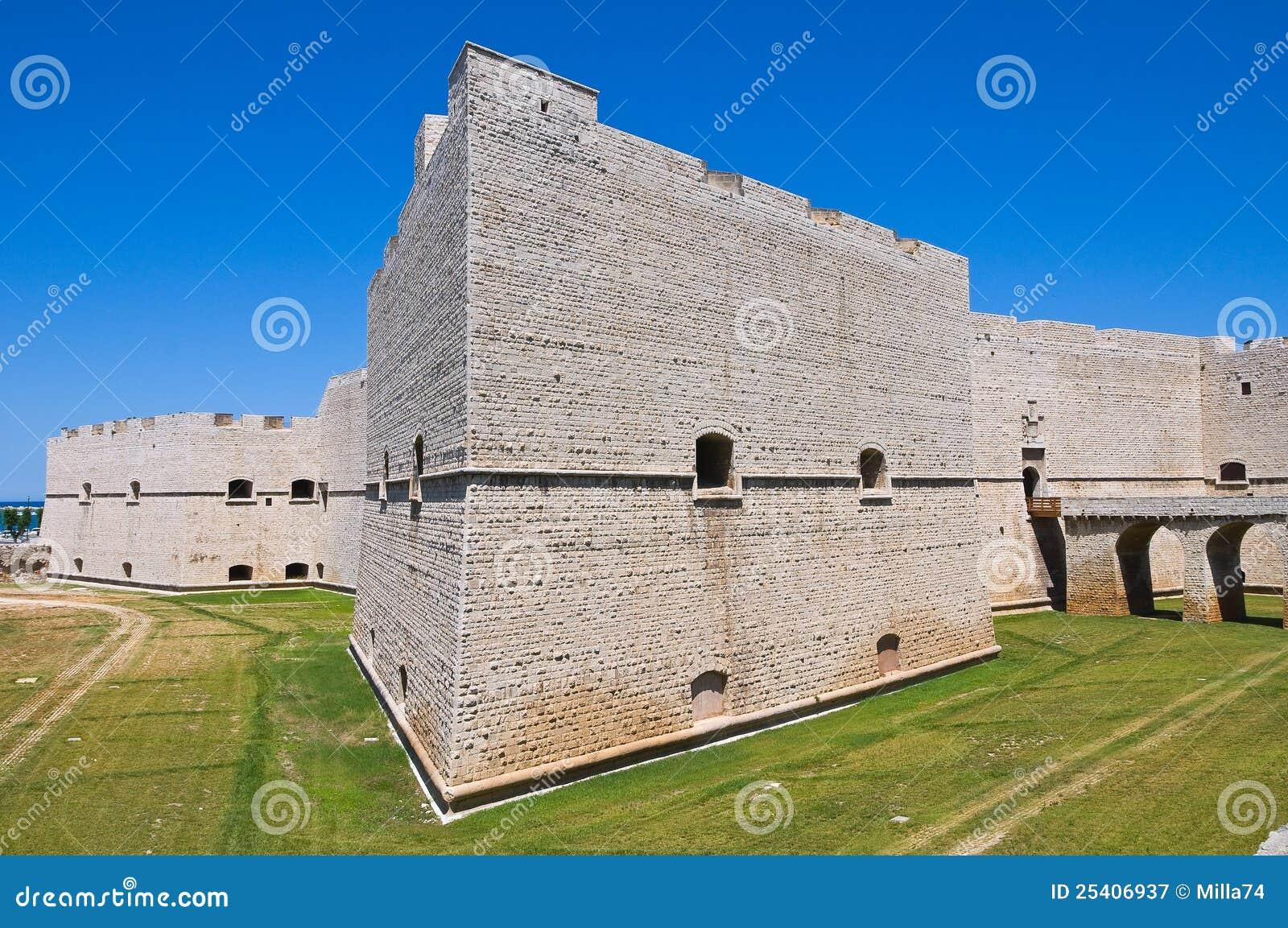 Castelo de Barletta. Puglia. Italy.