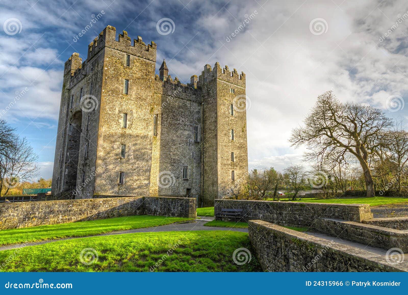 Castelo de Bunratty em Co. Clare
