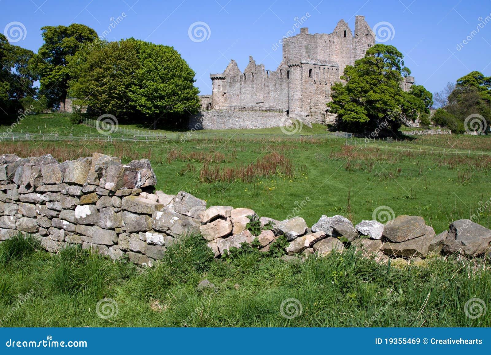 Castelo de Craigmillar, Edimburgo