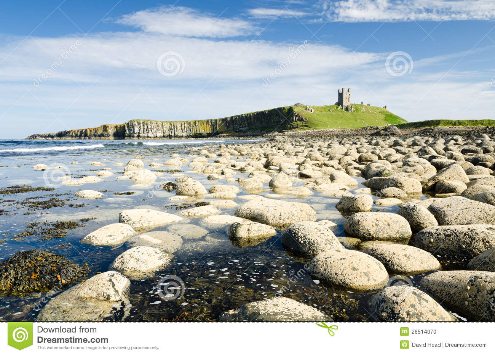 Castelo de Dunstanburgh