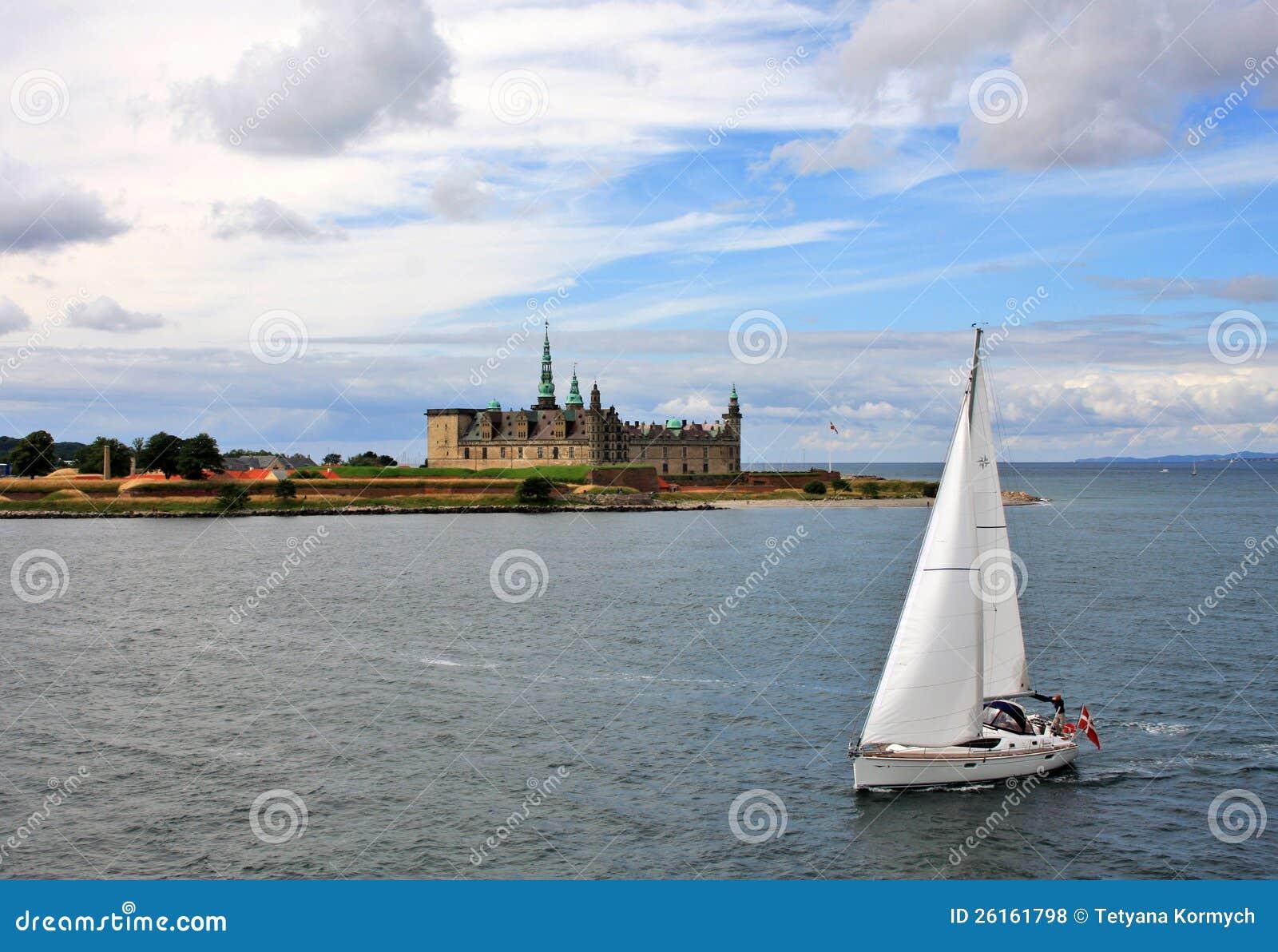 Castelo de Elsinore, Dinamarca