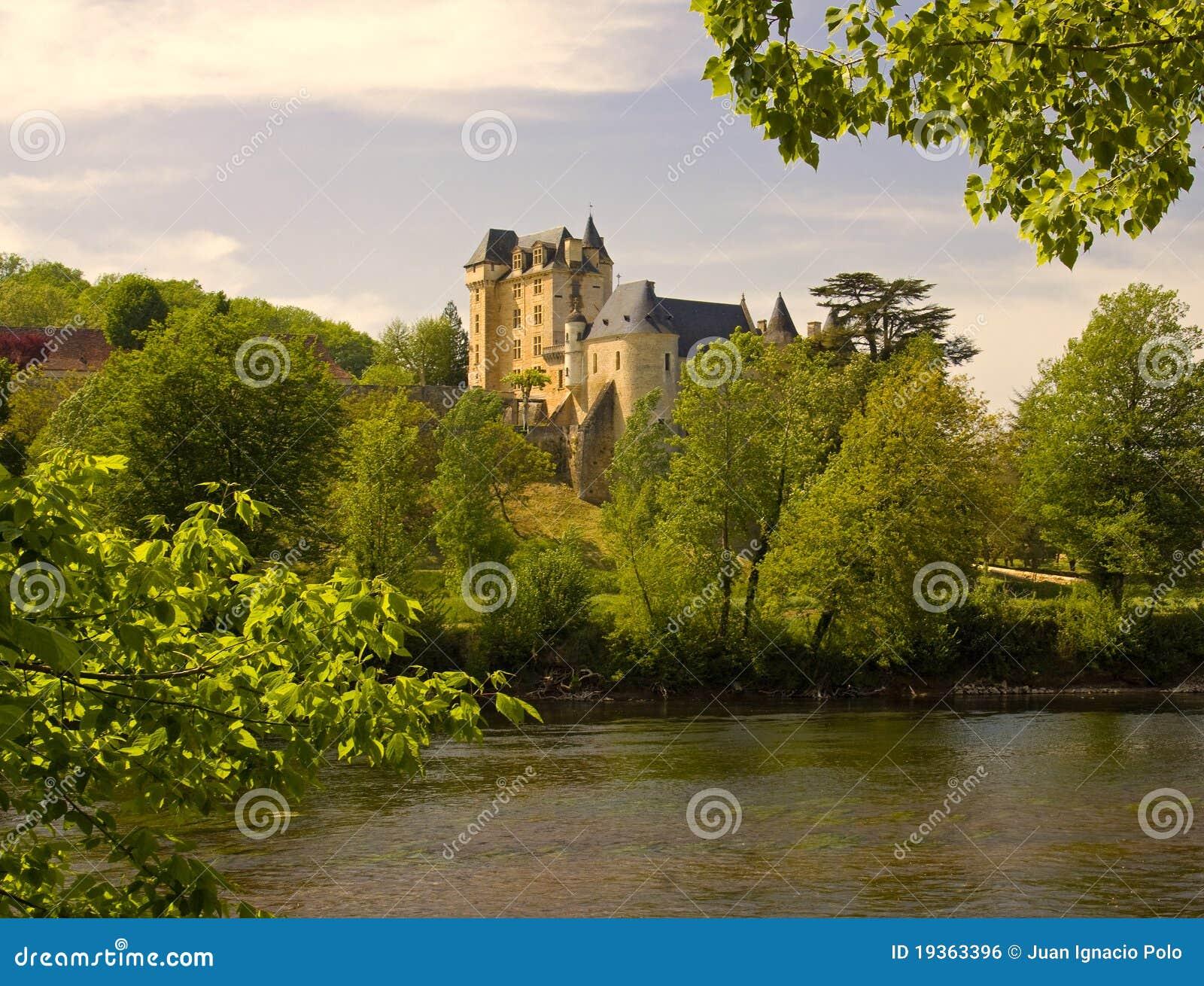 Castelo de Fayrac, Dordogne