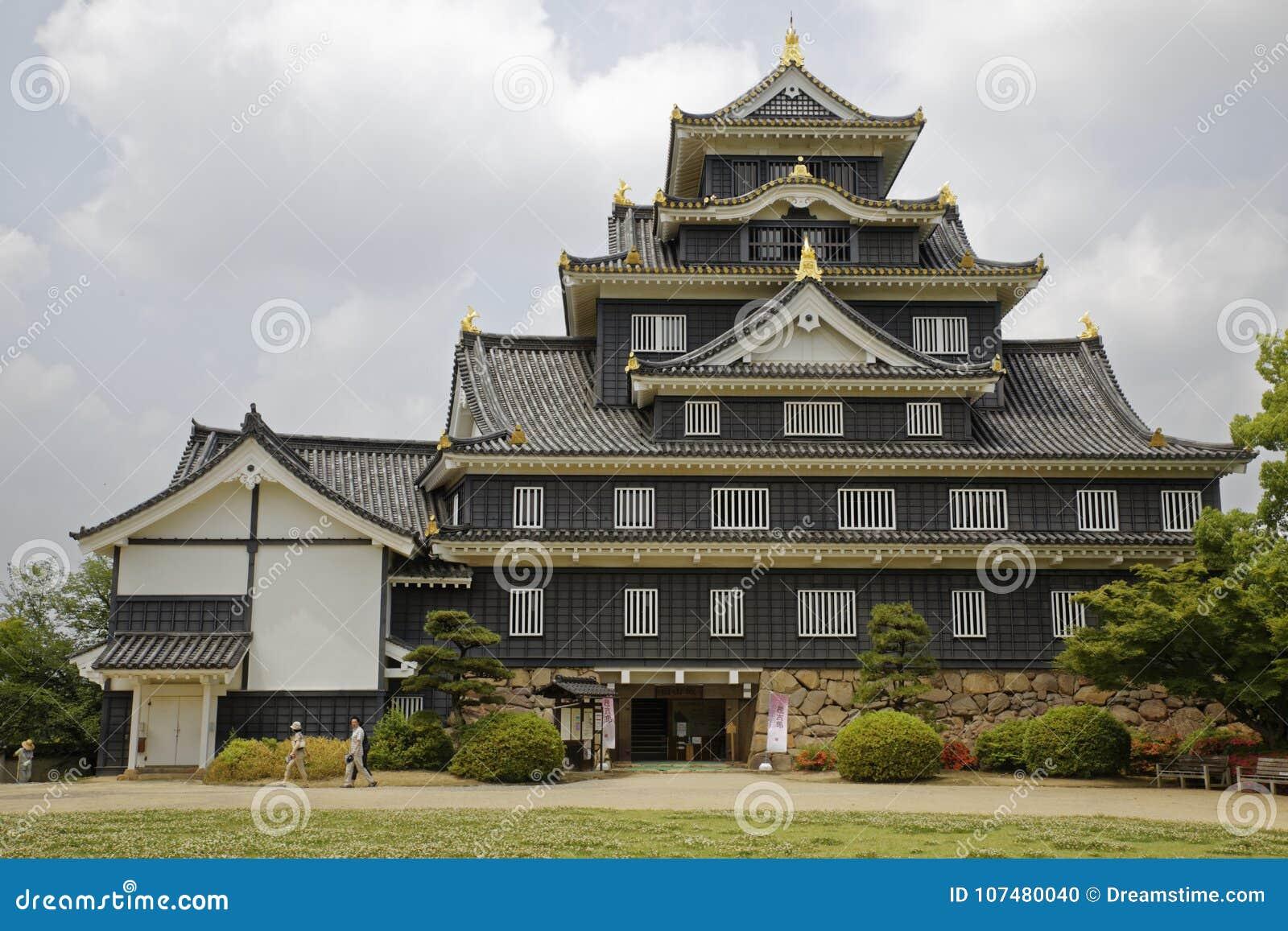 Castelo de Okayama