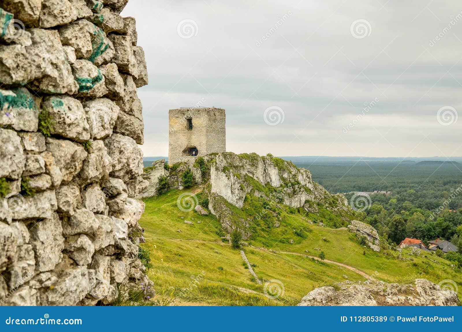 Castelo de Olsztyn