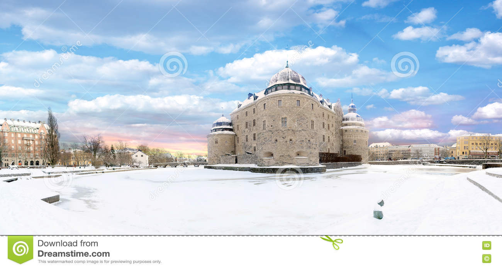 Castelo de Orebro